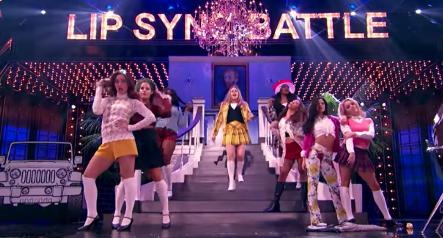 Alicia Silverstone Revisits 'Clueless' For 'Lip Sync Battle