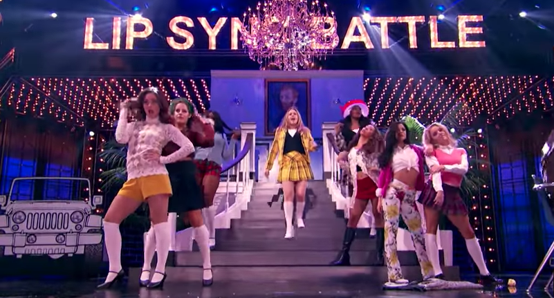 "Watch Alicia Silverstone Remake The Clueless-Inspired ""Fancy"" Video For Lip Sync Battle"