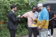 HQ's Scott Rogowsky Gets Mobbed By Teens, Ignored By Pusha-T At Gov Ball