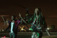 "Buddy – ""Hey Up There"" (Feat. Ty Dolla $ign) Video"