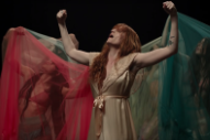 "Florence + The Machine – ""Big God"" Video"