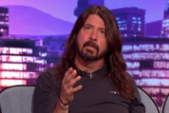 "Dave Grohl: Taylor Swift ""Saved My Ass"" At A Paul McCartney Party"