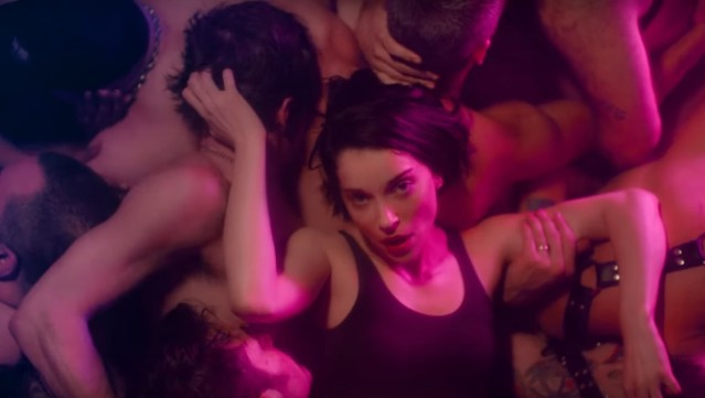 St-Vincent-Fast-Slow-Disco-video