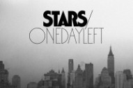 "Stars – ""One Day Left"""