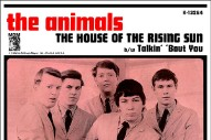 "The Number Ones: The Animals' ""The House Of The Rising Sun"""