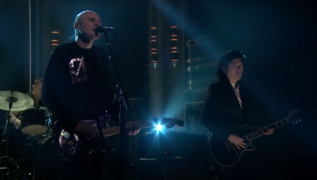 The-Smashing-Pumpkins-on-The-Tonight-Show