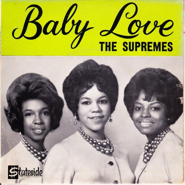 """c726f717d13c The Number Ones  The Supremes  """"Baby Love"""" - Stereogum"""