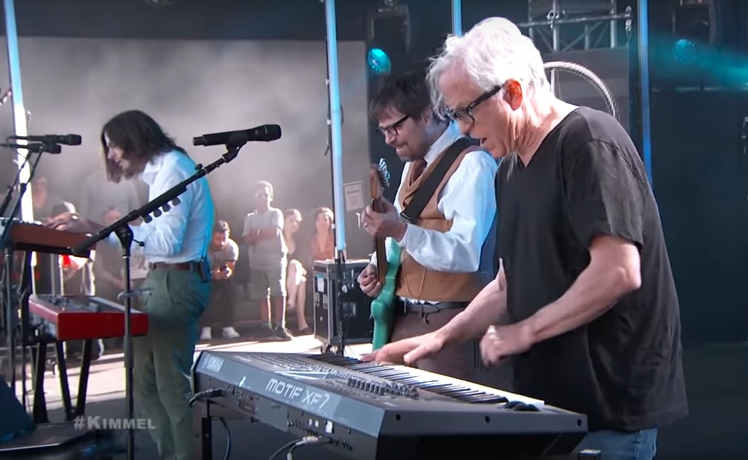 Weezer-and-Steve-Porcaro-on-Kimmel