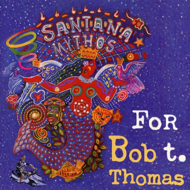 "Here's An Album Using Only Samples Of ""Smooth"" By Santana Feat. Rob Thomas To Commemorate Today's 19th Anniversary Of The Song"