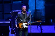 Bruce Springsteen Playing Asbury Lanes Reopening Show
