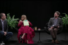 Cardi B, Jerry Seinfeld, Between Two Ferns