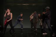 Watch Christine And The Queens Perform With Dâm-Funk On <em>Fallon</em>