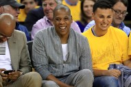 Jay-Z Named President Of Puma Basketball