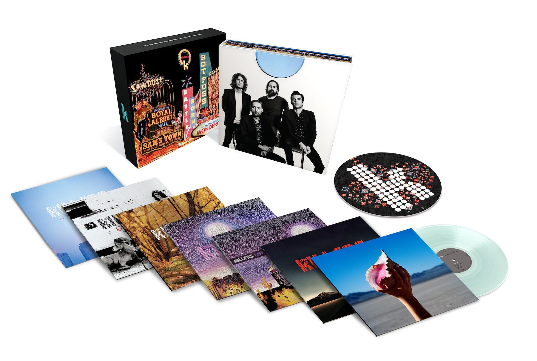 Killers Box Set Giveaway