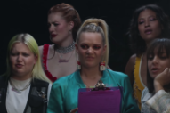 "Tove Lo – ""Bitches"" (Feat. Charli XCX, ALMA, Icona Pop, & Elliphant) Video"
