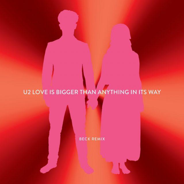 U2 Beck remix