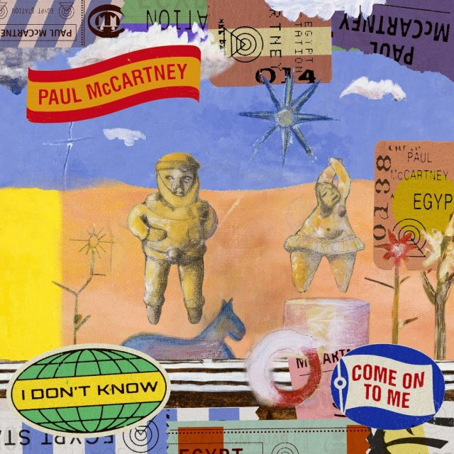Image result for egypt station mccartney