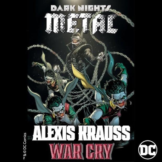 Alexis Krauss War Cry