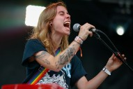Pitchfork Music Festival: Julien Baker's Radical Vulnerability Gets A Dose Of Rock-Star Swagger