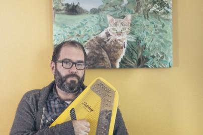 Owen Ashworth On Advance Base's New Dog-Themed Album Animal Companionship