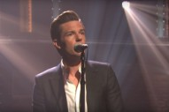 Watch Brandon Flowers Sing &#8220;When You Were Young&#8221; Acoustic, Talk The Killers&#8217; Origins On <em>Seth Meyers</em>