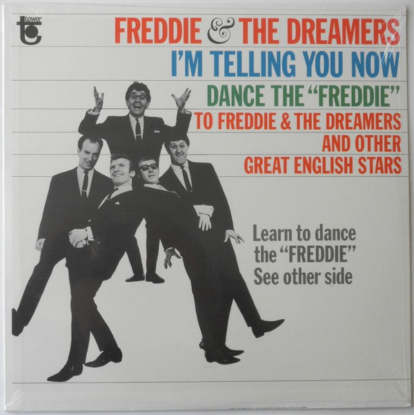 Freddie-And-The-Dreamers-Im-Telling-You-Now