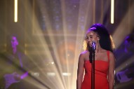 Watch Jorja Smith Play &#8220;February 3rd&#8221; On <i>Fallon</i>