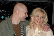 Courtney Love x Billy Corgan