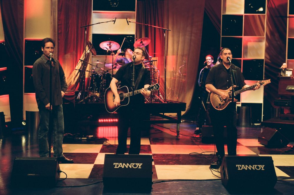 Barenaked Ladies & David Duchovny on The Tonight Show with Jay Leno