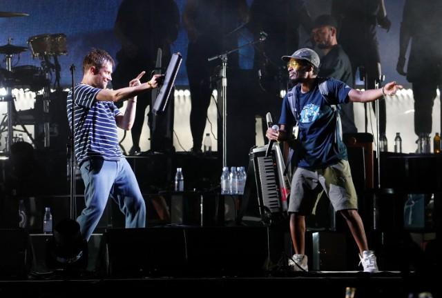 Damon Albarn & Del The Funky Homosapien