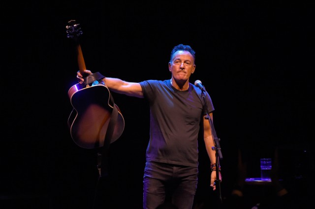 Springsteen On B'Way