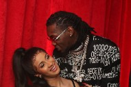 Cardi B & Offset Welcome New Baby Girl