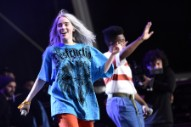 Billie Eilish, A Teen Pop Star Who Has No Time For Teen Pop