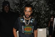 Armed Robbers Invade French Montana's Calabasas Home