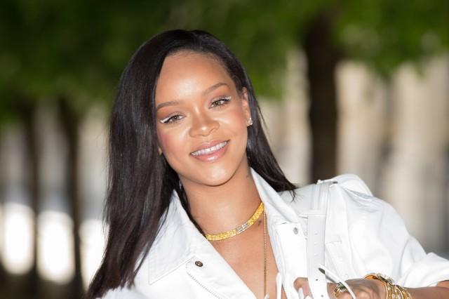 Rihanna has 500 dancehall tracks to choose from for her new album