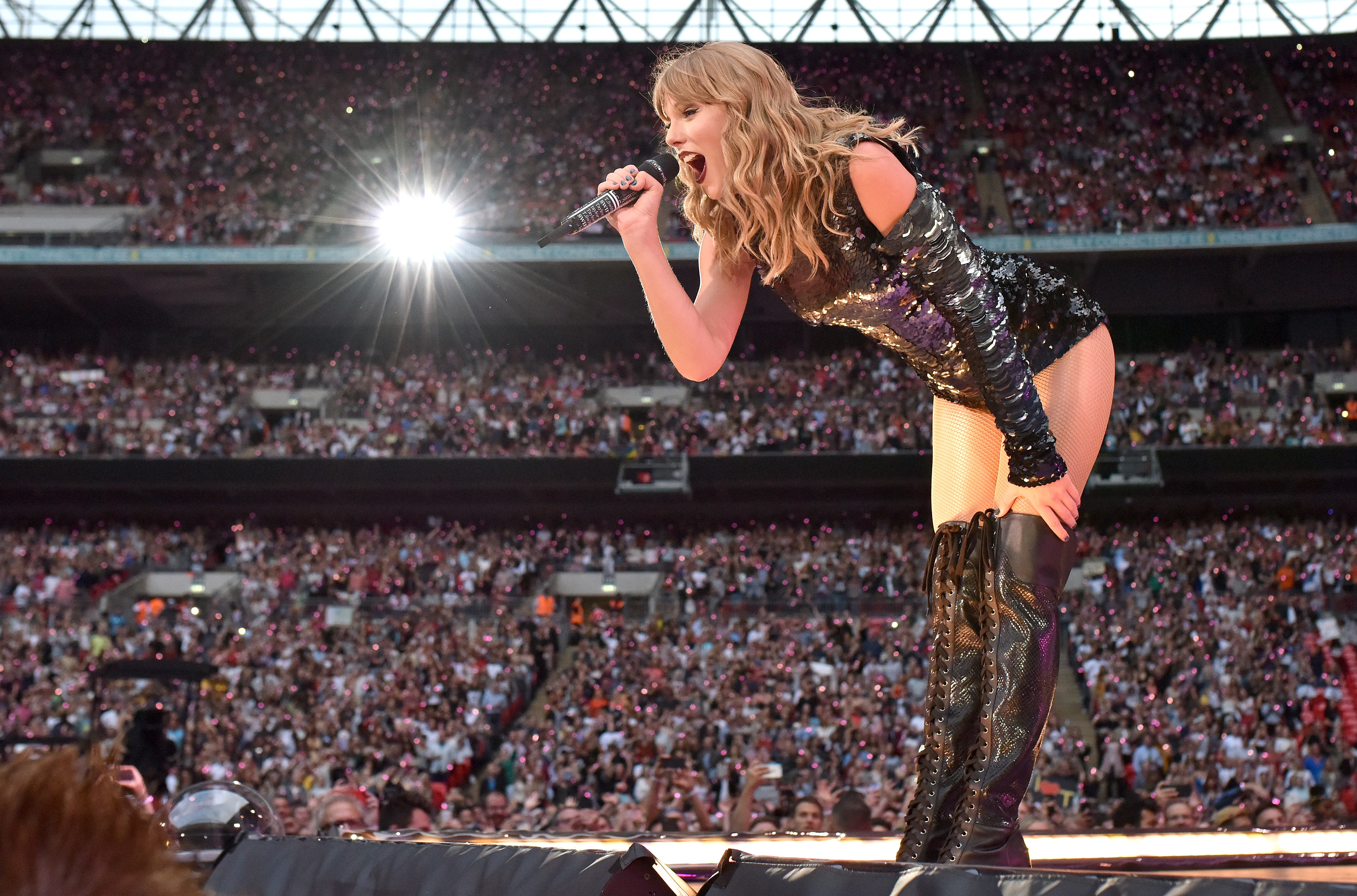 Taylor Swift Reputation Tour Review When A Stadium Tour Is A Broadway Production