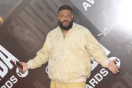 "DJ Khaled Misses Festival Set, Brags He's ""Still On Vacation"""