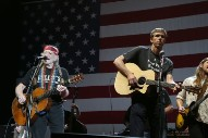 Watch Senate Hopeful Beto O'Rourke Play Pro-Pot Songs With Willie Nelson And Margo Price