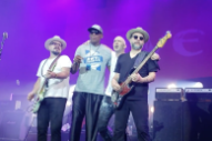 "Watch Live Play ""Lightning Crashes"" With Dennis Rodman"