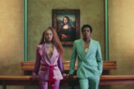 "The Louvre Launches Art Tour Based On The Carters' ""Apeshit"" Video"