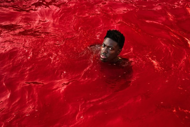Singer Moses Sumney pulls out of jazz fest in protest of SLĀV