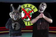 Insane Clown Posse Release Video About The Poor Quality Furry Suit Violent J's Daughter Bought On AliExpress