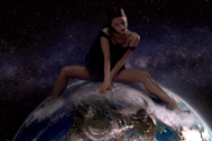 "Ariana Grande – ""God Is A Woman"" Video (Feat. Madonna)"