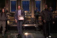 Watch Pusha-T &#038; 070 Shake Bring &#8220;Santeria&#8221; To <em>The Tonight Show</em>