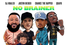 "DJ Khaled - ""No Brainer"" (Feat. Justin Bieber, Chance The Rapper, & Quavo)"