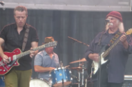 Watch David Crosby Join Jason Isbell At Newport Folk Festival