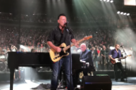 Watch Bruce Springsteen Join Billy Joel At His 100th MSG Show