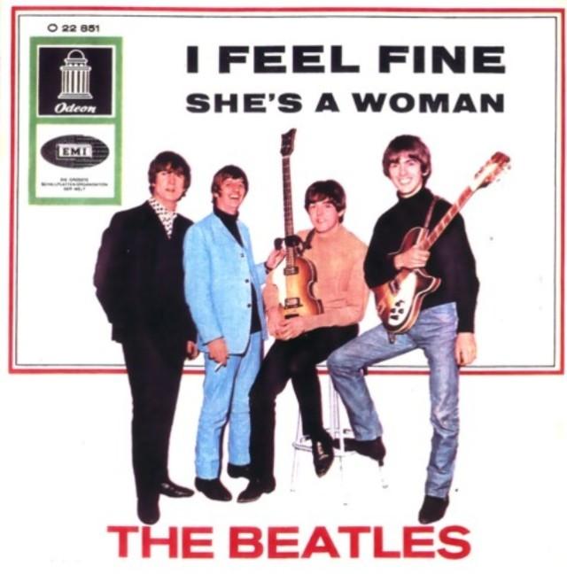 The-Beatles-I-Feel-Fine