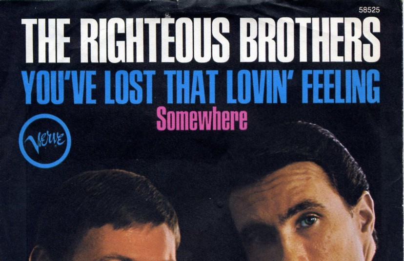 """The Number Ones: The Righteous Brothers' """"You've Lost That"""