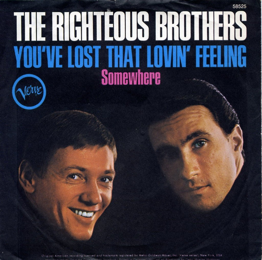 """The Number Ones: The Righteous Brothers' """"You've Lost That Lovin' Feeling"""""""